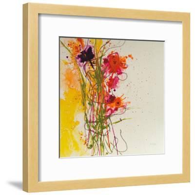 Flower Tango-Jan Griggs-Framed Art Print
