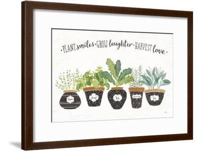Fine Herbs I-Janelle Penner-Framed Art Print