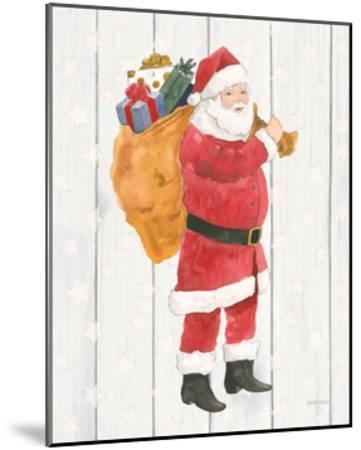 Welcome Christmas I-Jenaya Jackson-Mounted Art Print