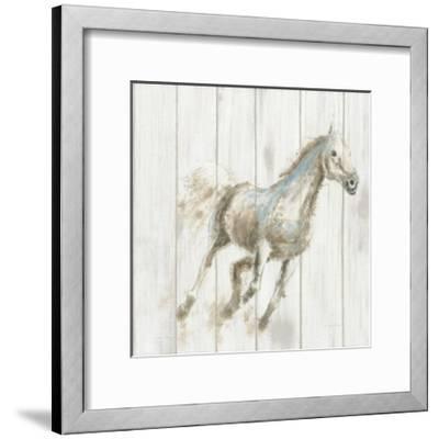 Stallion I on Birch-James Wiens-Framed Art Print