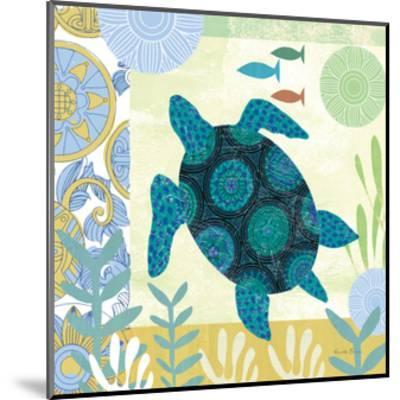 Underwater World IV-Farida Zaman-Mounted Art Print