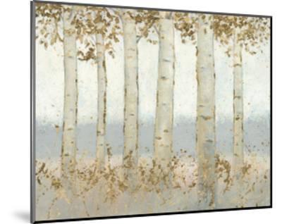 Magnificent Birch Grove-James Wiens-Mounted Art Print