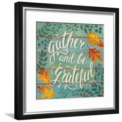 Harvest Delight VI-Janelle Penner-Framed Art Print