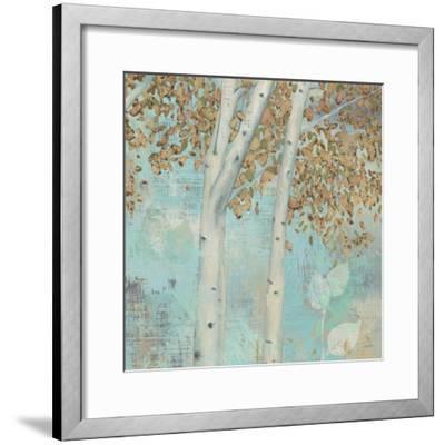 Golden Forest II-James Wiens-Framed Art Print