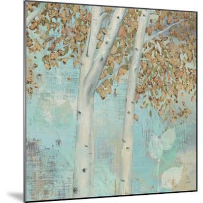 Golden Forest II-James Wiens-Mounted Art Print