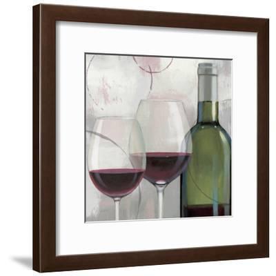 Taste Appeal Red II-James Wiens-Framed Art Print