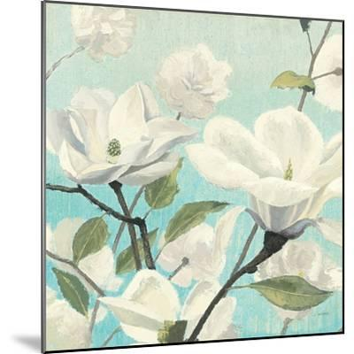 Southern Blossoms II Square-James Wiens-Mounted Art Print