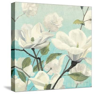 Southern Blossoms II Square-James Wiens-Stretched Canvas Print