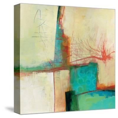 Circles II-Jane Davies-Stretched Canvas Print