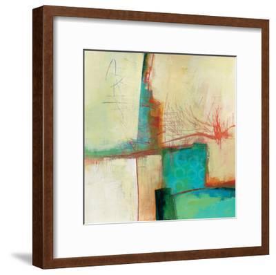 Circles II-Jane Davies-Framed Art Print