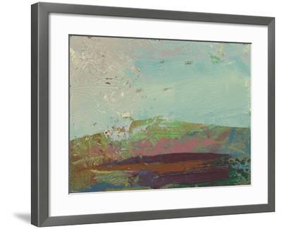 Ceide Study XV-Grainne Dowling-Framed Art Print