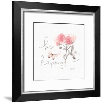 Sunny Day VIII Pink-Katie Pertiet-Framed Art Print