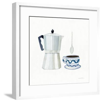 Coffee Break VII-Kathleen Parr McKenna-Framed Art Print