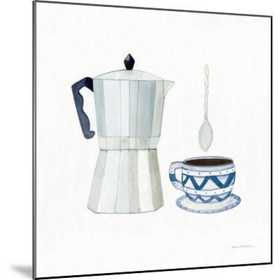 Coffee Break VII-Kathleen Parr McKenna-Mounted Art Print