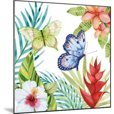 Treasures of the Tropics VI-Kathleen Parr McKenna-Mounted Art Print