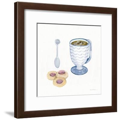 Coffee Break X-Kathleen Parr McKenna-Framed Art Print