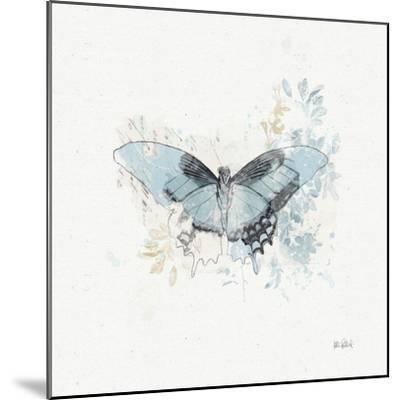 Floresta IV-Katie Pertiet-Mounted Art Print