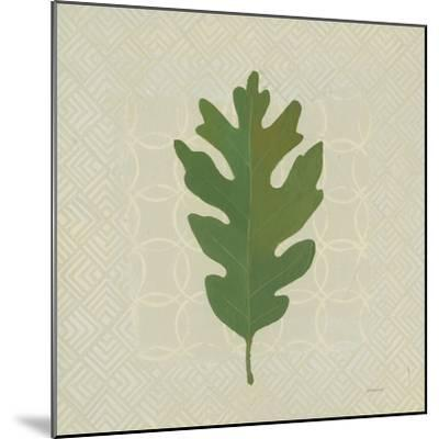 Forest Leaves II no Lines-Kathrine Lovell-Mounted Art Print