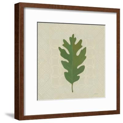 Forest Leaves II no Lines-Kathrine Lovell-Framed Art Print