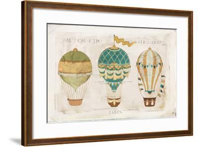 Balloon Expo I-Katie Pertiet-Framed Art Print
