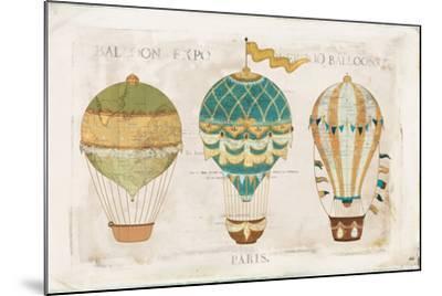 Balloon Expo I-Katie Pertiet-Mounted Art Print
