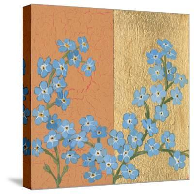 Forget Me Not-Kathrine Lovell-Stretched Canvas Print