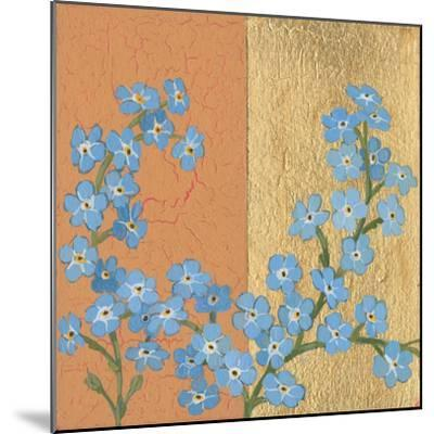 Forget Me Not-Kathrine Lovell-Mounted Art Print