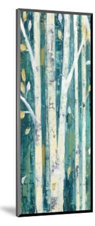 Birches in Spring Panel I-Julia Purinton-Mounted Art Print