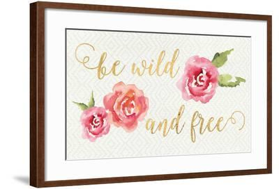 Wild Bohemian V Special-Jess Aiken-Framed Art Print