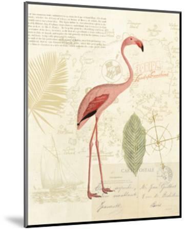 Floridian I-Katie Pertiet-Mounted Art Print