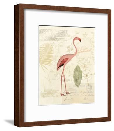 Floridian I-Katie Pertiet-Framed Art Print