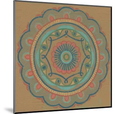 Lakai Circle III-Kathrine Lovell-Mounted Art Print
