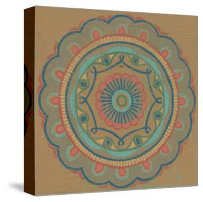 Lakai Circle III-Kathrine Lovell-Stretched Canvas Print