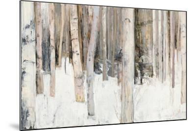 Warm Winter Light III-Julia Purinton-Mounted Art Print