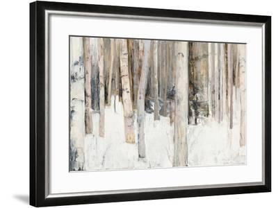 Warm Winter Light III-Julia Purinton-Framed Art Print