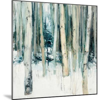 Winter Woods II-Julia Purinton-Mounted Art Print