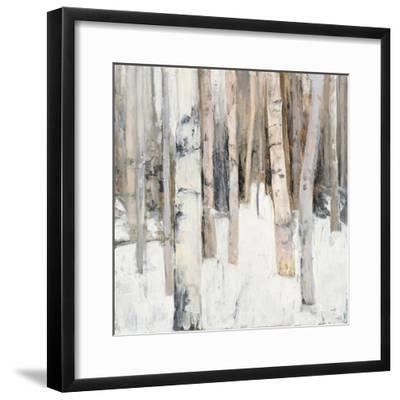 Warm Winter Light I-Julia Purinton-Framed Art Print
