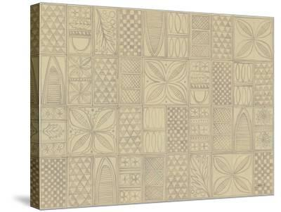 Patterns of the Amazon II-Kathrine Lovell-Stretched Canvas Print
