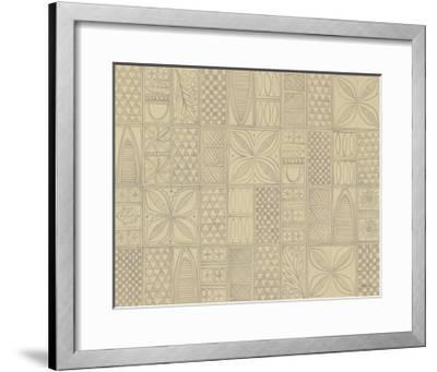 Patterns of the Amazon II-Kathrine Lovell-Framed Art Print