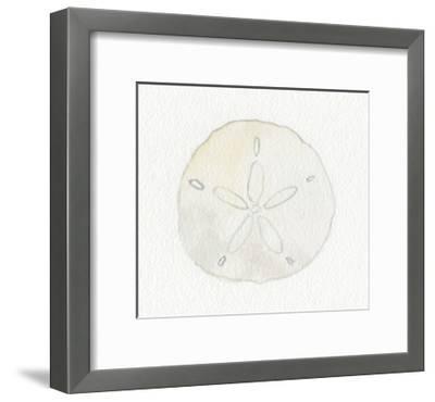 Coastal Holiday Ornament VII-Kathleen Parr McKenna-Framed Art Print