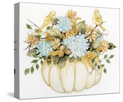 Autumn Elegance III-Kathleen Parr McKenna-Stretched Canvas Print