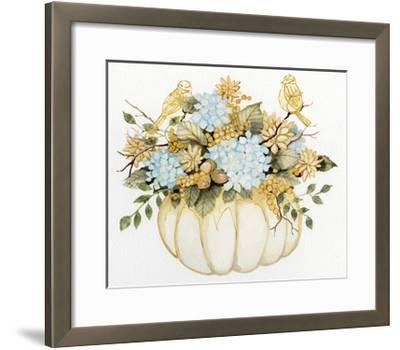 Autumn Elegance III-Kathleen Parr McKenna-Framed Art Print