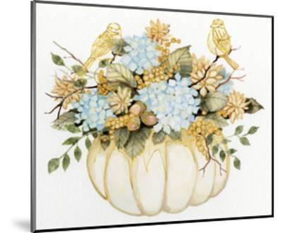 Autumn Elegance III-Kathleen Parr McKenna-Mounted Art Print