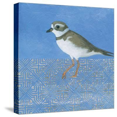 Plover-Kathrine Lovell-Stretched Canvas Print
