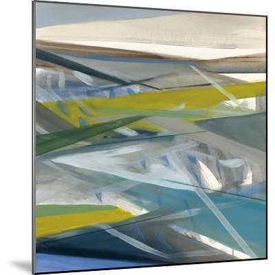 Reaching Forward-Jo Maye-Mounted Art Print