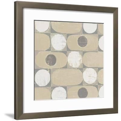 16 Blocks Square X Archroma-Kathrine Lovell-Framed Art Print