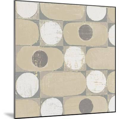 16 Blocks Square X Archroma-Kathrine Lovell-Mounted Art Print