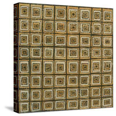 Square in Square-Kathrine Lovell-Stretched Canvas Print