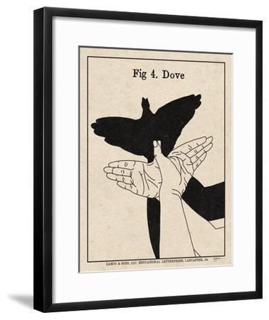 The Art of Shadows IV-Mary Urban-Framed Art Print