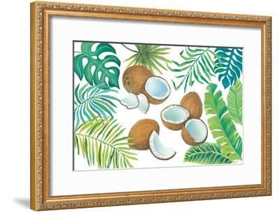 Coconut Palm-Mary Urban-Framed Art Print